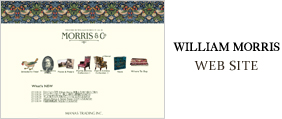 WILLIAM MORRIS WEB SITE
